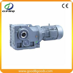 K77 1.5HP/CV 1.1kw 220/380V AC Reducer Motor pictures & photos