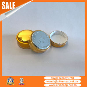 38mm45mm53mm Oxidation Shinny Golden Aluminum Plastic Cap pictures & photos
