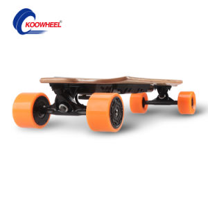 Ipx4 Water and Dust Proof Hub Motors Electric Skate Board pictures & photos
