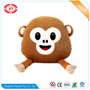 Monkey Stuffed Toy Plush Custom Magnet Funny Kids Gift Pillow pictures & photos