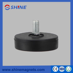 D22mm Round Base Neodymium Topfmagnet for LED Light Device pictures & photos