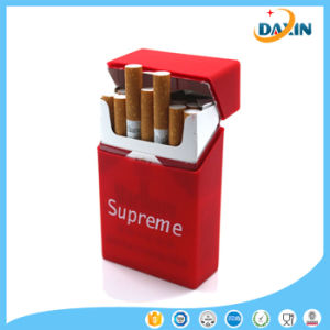 Customized Design Waterproof 20pack Silicone Cigarette Box Tobacco Case pictures & photos