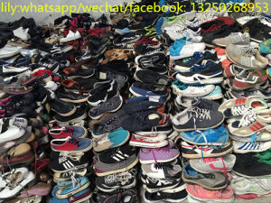 Bulk Good Quality of Used Shoes Export to Africa pictures & photos