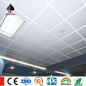 20 Years Guarantee Good Price Soundproof and Fireproof Lay in Aluminum Ceiling pictures & photos