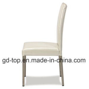 Hotel Classy Metal Fabric Chair pictures & photos