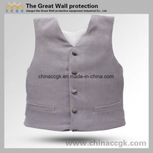 Nijiii/IV Grey Suit-Type Concealable Bulletproof Vest