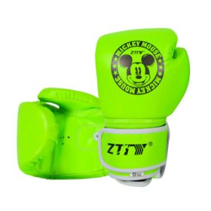 Wholesale and Retail Hot Sale High Quality Children PU Boxing Gloves pictures & photos
