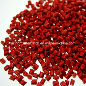 Pearlescent Metallic Effects Pigment Color Masterbatch Red pictures & photos