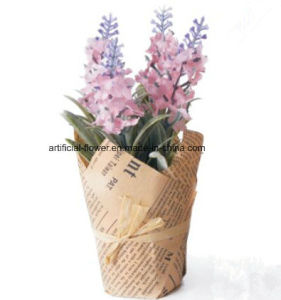 Latest Fashion Customized High Quality Lavender Artificial Flower pictures & photos