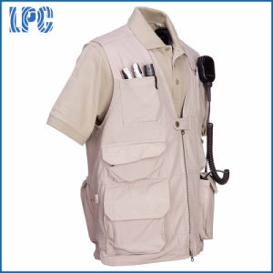 Battlefield Photographer Journalist Work Vest pictures & photos
