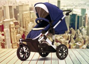 2017 New Design Aluminum Frame Baby Stroller With European Standard pictures & photos