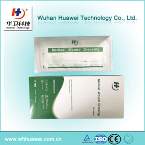 Wholesale OEM Shape Sterile Transparent Medical Wound Film Dressing pictures & photos