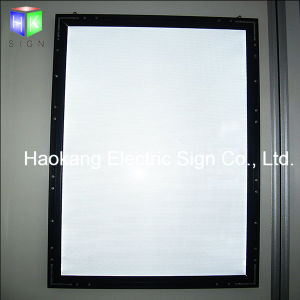 Aluminum Frame with Aluminum Profile for Advertising Material pictures & photos