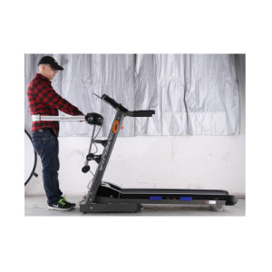 Motor Incline Multi-Functional Household Treadmill with Massager pictures & photos