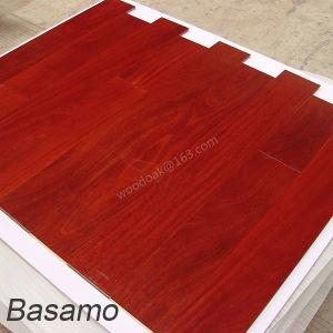 Solid Basamo Wood Flooring /Wood Floor /Hardwood Flooring pictures & photos