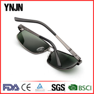 2017 New Coming Double Bridge Square Mens Sunglasses (YJ-F8395) pictures & photos