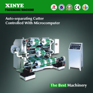 Microcomputer Seperating Film Cutting Machine pictures & photos