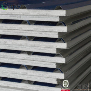 Building Material Customized Heat Insulated EPS Sandwich Panels pictures & photos