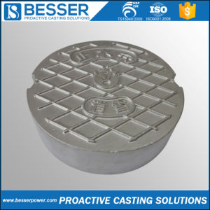 Besserpower High Quality OEM 304/316/316L/CF8 Angle Valve Die Casting