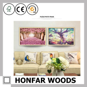 Modern Landscape Painting Art Hanging on The Wall pictures & photos