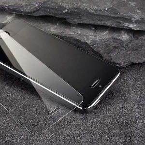 Anti Radiation Diamonds Anti Scratch Tempered Glass Film for iPhone 5/5s/Se pictures & photos