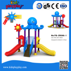 Children Outdoor Slide Playgrounds/Amusement Park Playground Equipment pictures & photos