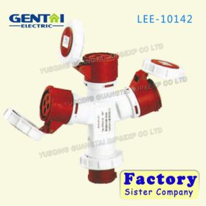 Industrial Plug Socket IP44 16A Industrial Plug and Socket pictures & photos