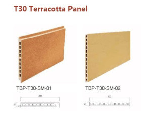 30mm Decorative Natural Terracotta Panel for Exterior Wall pictures & photos