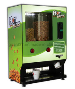 Hot Nuts Vending Machine (HN-VM02) pictures & photos
