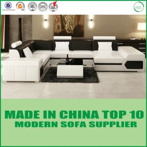 Home Modern Furniture Living Room Leather Sofa pictures & photos