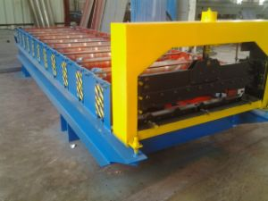 840 Roof Sheet Cold Roll Forming Machine pictures & photos