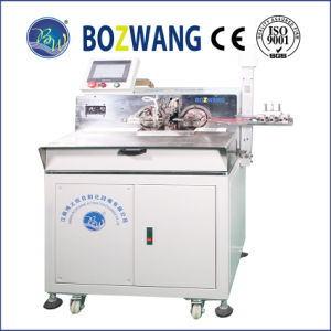 Bozwang Full Automatic Wire Cutting, Twisting and Tinning Machine pictures & photos
