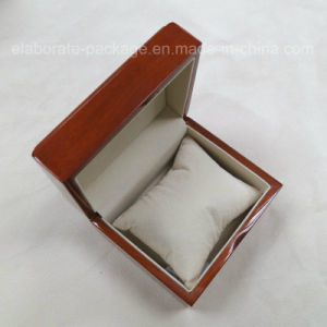 Maple Wood Pinao Glossy Finish Watch Bangle Packaging Box pictures & photos