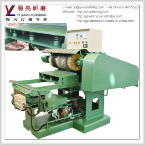 Dishes Grind Machinery for Copper Metal Cutlery Polishing/Automatic Metal Cutlery Polishing Machine pictures & photos