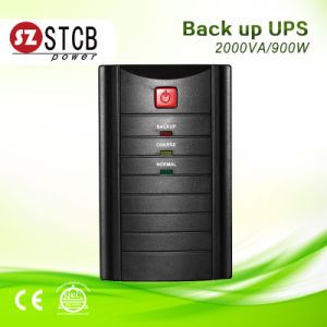 Metal Case Offline UPS 500va-2000va for Home Use (GS series) pictures & photos
