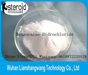 USP Local Anesthetic Benzocaine Hydrochloride CAS 23239-88-5 for Heal Wounds pictures & photos