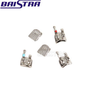 Oc Metal Moloblock Orthodontic Bracket Dental pictures & photos