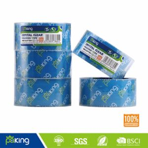 Guangzhou Factory Super Clear BOPP Packing Tape with Custom Logo pictures & photos