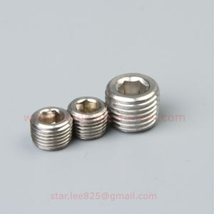 Inner Hexagon Oil Plug with High Quality pictures & photos
