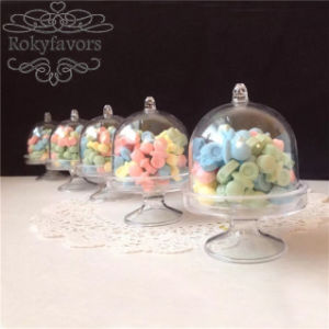 Acrylic Mini Cake Stand Mini Candy Boxes