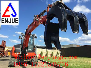 Grab Manufacturer Wood Grab Timber Grab Rock Grab Log Grab Mechanical Grab for Excavator pictures & photos