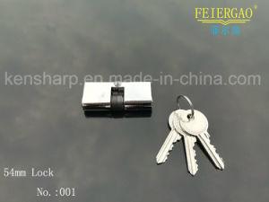 Door Lock, with Brass or Zinc Cylinder, 3keys 001 pictures & photos