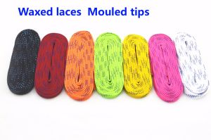 72 Inch Colored Hockey Laces pictures & photos