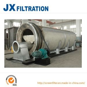 Large Capacity Slurry Drum Screen Filter pictures & photos