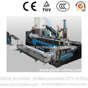 Waste Plastic Film Pelletizer Recycling Machine (ZHANGJIAGANG PURUI) pictures & photos