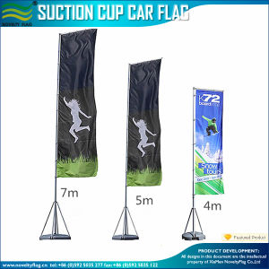 5m Outdoor Banner Stand with Water Base (B-NF15) pictures & photos