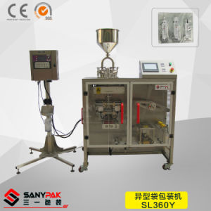 Special-Shaped Bag Liquid Fill-Form-Seal Package Machine pictures & photos
