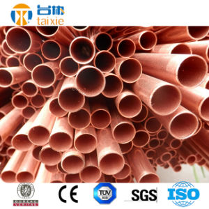 Factory Directly 99.9% C11000 Pure Copper Tubes pictures & photos