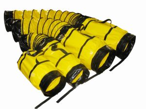 PVC Flexible Duct Hose with Carrying Bag pictures & photos