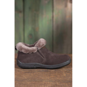 Women′s Sheepskin Slipper Shoes Winter Sheepskin Shoe pictures & photos